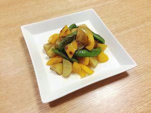 ビタミンCたっぷり!旬の食材簡単レシピ!サムネイル